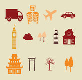 City design Stock Photos