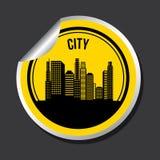 City  design Stock Photography