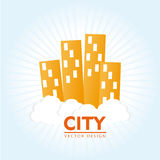 City design Stock Images