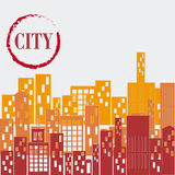 City design Stock Photo