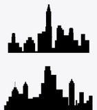 City design. Royalty Free Stock Photo