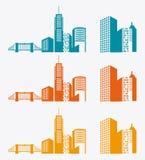 City design. Stock Photo