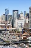 City development Stock Photography