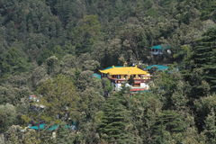 The City of Dharamsala Stock Photography