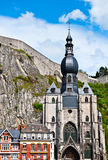 City of Dinant Royalty Free Stock Photography