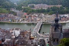 City of Dinant - Belgium Royalty Free Stock Image