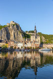 City of Dinant, Belgium Stock Photography
