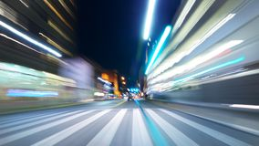 City Driving Stock Images