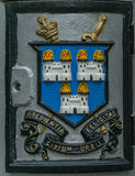 City of Dublin - Coat of arms Royalty Free Stock Photography
