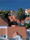 City Dubrovnik Royalty Free Stock Photography