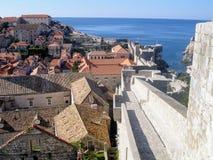 City of Dubrovnik, Croatia stock photography