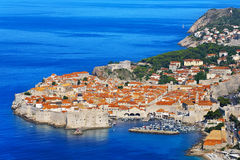 City of Dubrovnik Royalty Free Stock Photos