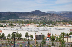 City of Escondido Royalty Free Stock Images