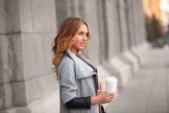 City espresso. Royalty Free Stock Image