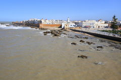 The city of Essaouira Royalty Free Stock Image