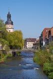 City Ettlingen Stock Photography