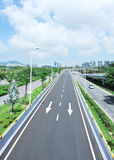 City expressway Stock Photography