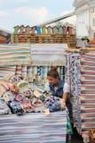 City Fair Ukrainian goods Stock Photography