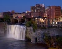 City Falls Royalty Free Stock Image