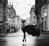 City fashion Stock Photography