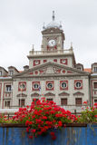 City of Ferrol, Galicia, Spain Royalty Free Stock Photography