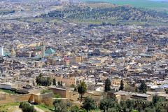 City of Fes Stock Photos