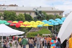 City Festival Stock Photography