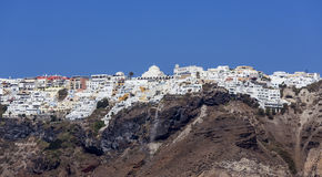 City of Fira Stock Images