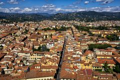 City Firenze Stock Images