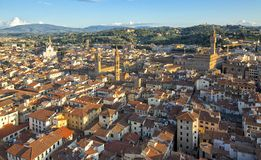 City Firenze Royalty Free Stock Images