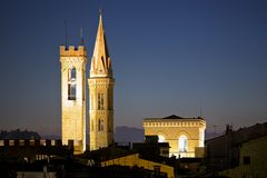 City Firenze Stock Photo
