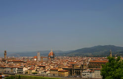 The City of Florence, Italy Royalty Free Stock Image