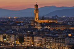 City of Florence - Tuscany - Italy Royalty Free Stock Images