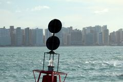 City of Fortaleza - CE Brazil royalty free stock image