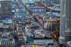 The City Frankfurt Germany Royalty Free Stock Image