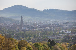 City of Freiburg Royalty Free Stock Image