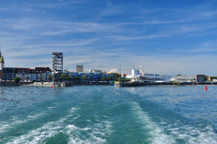 City of Friedrichshafen, Bodensee, Germany Stock Photos
