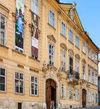 City Gallery of Bratislava in Mirbach Palace Royalty Free Stock Photo