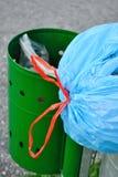 City Garbage Royalty Free Stock Image