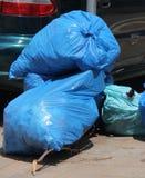 City Garbage Stock Photos