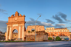 City gate in Forli', Emilia Romagna, Italy Royalty Free Stock Photo