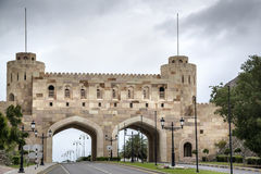 City gate Muscat Royalty Free Stock Photography