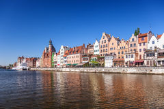 City of Gdansk Stock Images