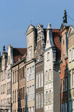 City of Gdansk, Poland. Stock Photo