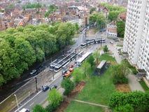 City of Gent in Belgium Stock Photo