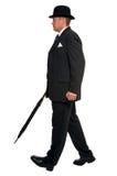 City gent walking Stock Images
