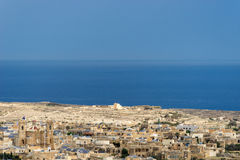 The city of Gharb Royalty Free Stock Photos