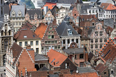 City of Ghent Royalty Free Stock Photos