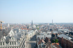 City of Ghent Stock Image