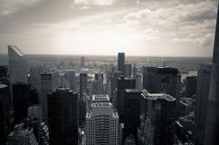 City glow Stock Photos
